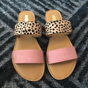 NWB Qupid Sandals! Get them while they last!!